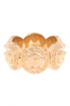 Patterned ring od Versace